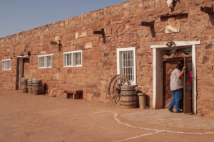 Hubbell Trading Post National Historic Site