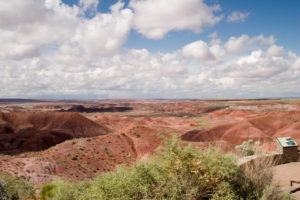 Tiponi Point  Petrified Forest National Park