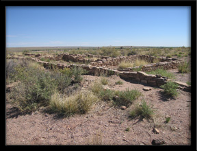 puerco Pueblo  Petrified Forest National Park