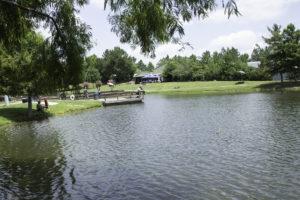 Texas Freshwater Fisheries Center,  Athens Texas