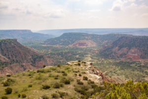 Palo Duro Canyon State Park, Canyon Texas