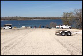 Fairfield Lake State Park, Fairfield Texas